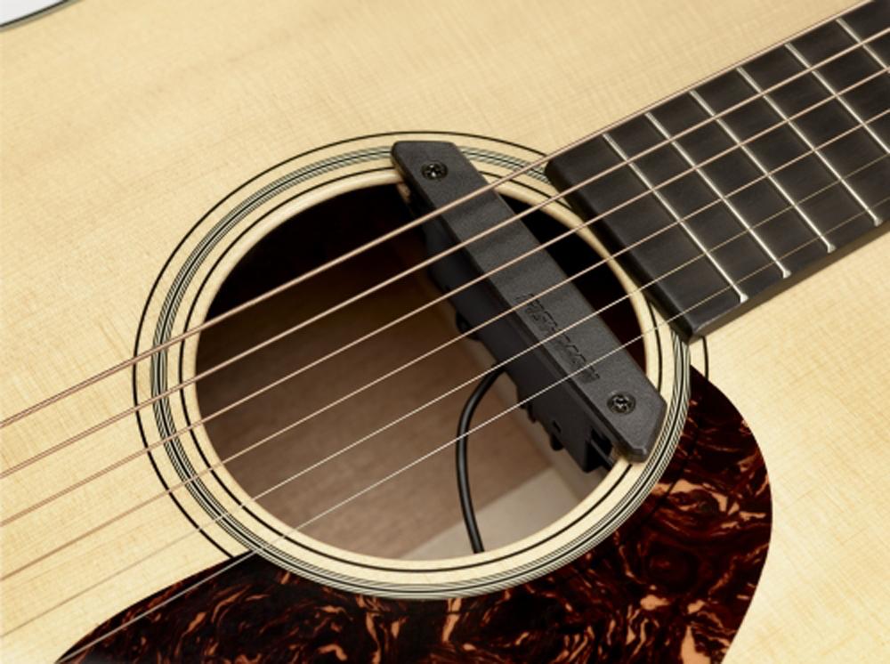 Fishman Rare Earth Single Coil Acoustic Guitar Sound Hole Pickup