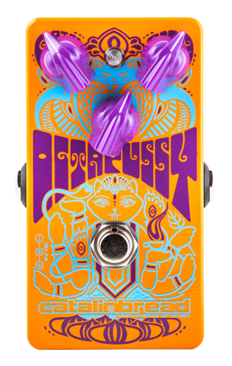 Catalinbread Octapussy Dynamic Fuzz / Octave pedal