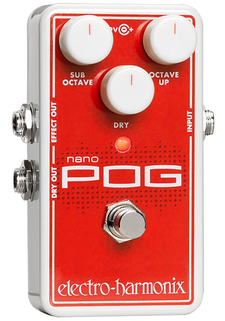 Electro-Harmonix Nano POG Polyphonic Octave Generator