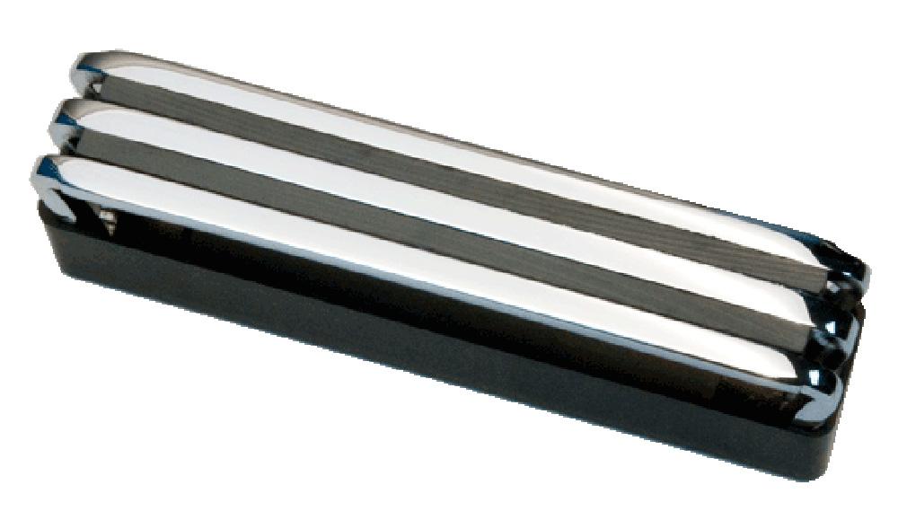 Lace Aluma J Jazz Bass Neck pickup - chrome