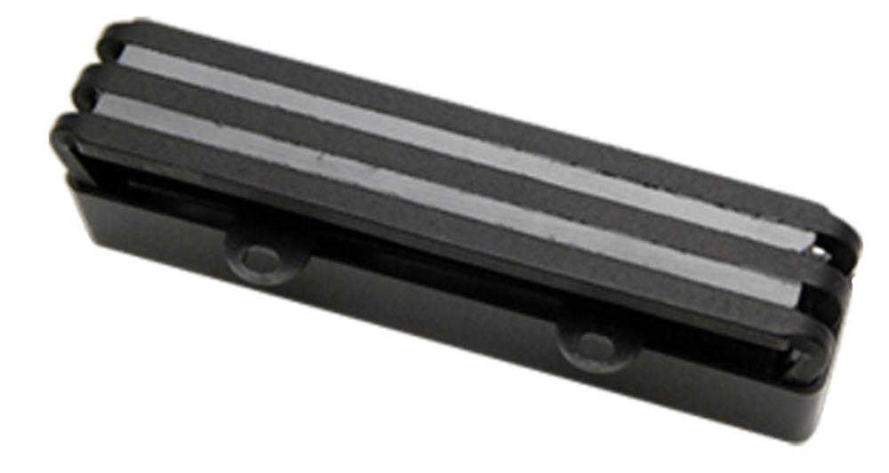 Lace Aluma J Jazz Bass Bridge pickup - black anodized