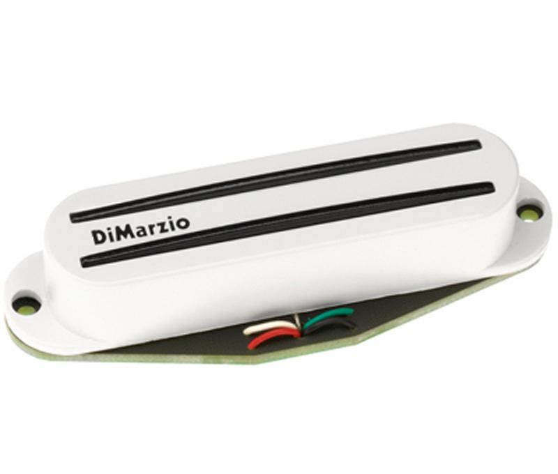 DiMarzio DP189 The Tone Zone S Hum Canceling Strat pickup - white