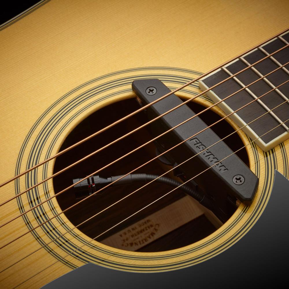 Fishman Rare Earth Blend Acoustic Guitar soundhole pickup & mic