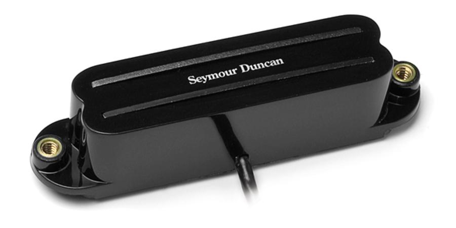 Seymour Duncan Dave Murray Loaded Pickguard - black