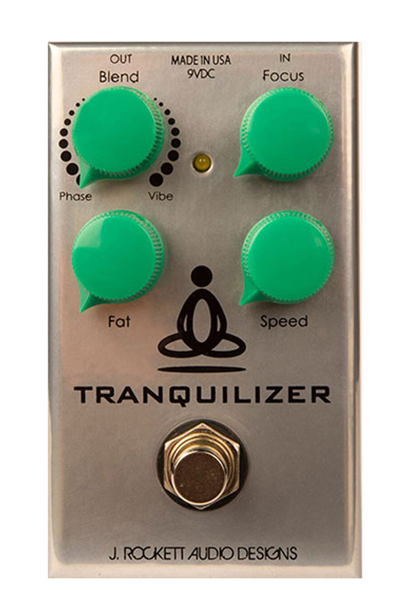 Rockett Pedals Tranquilizer Phaser / Vibe pedal