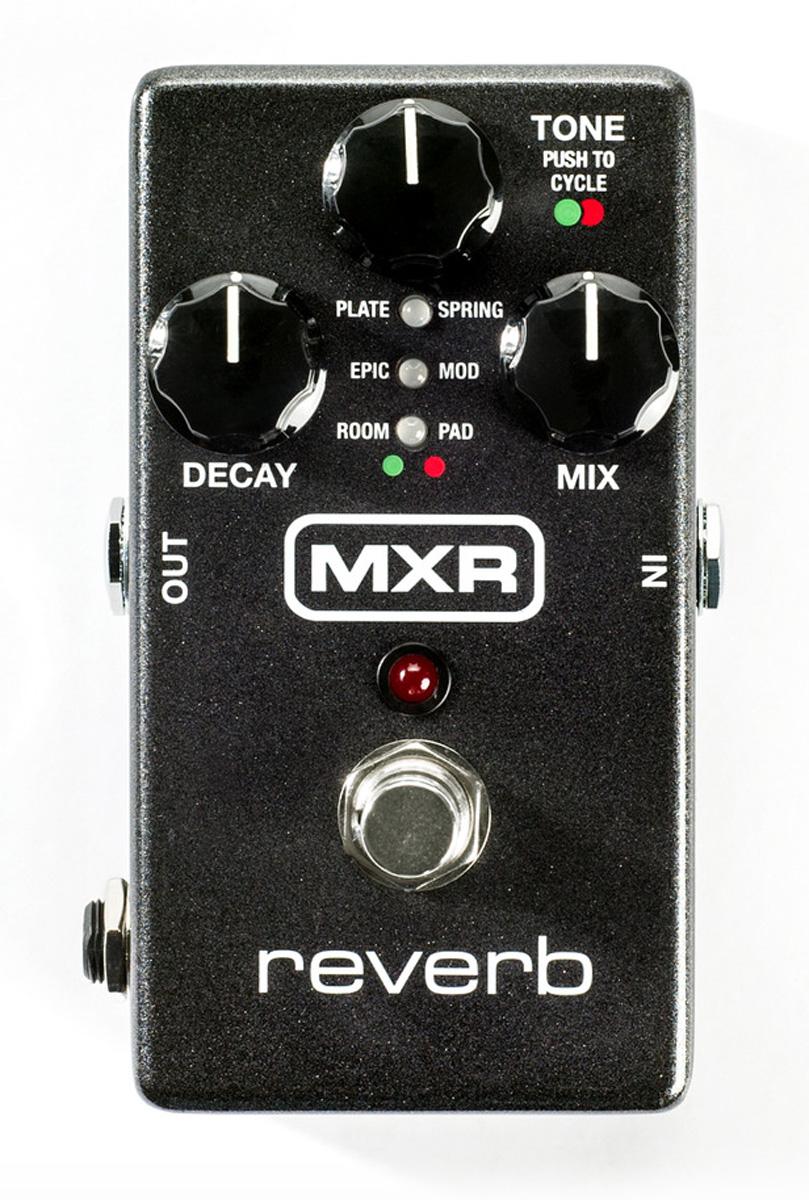Dunlop MXR M300 Reverb Pedal New Open Box