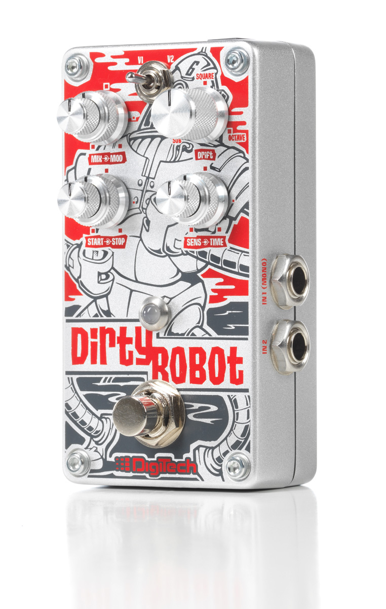 Digitech Dirty Robot Synth pedal