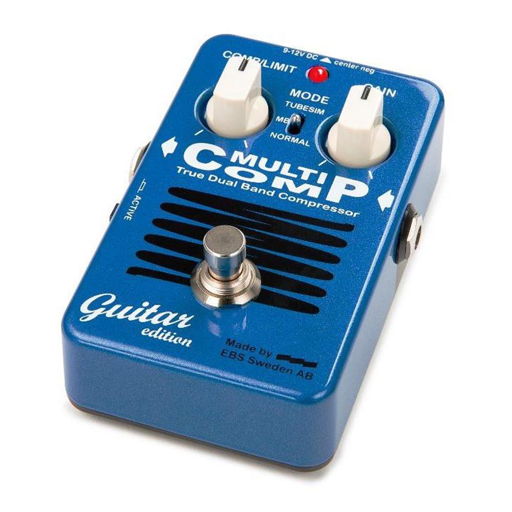 EBS MultiComp Guitar Edition Compressor