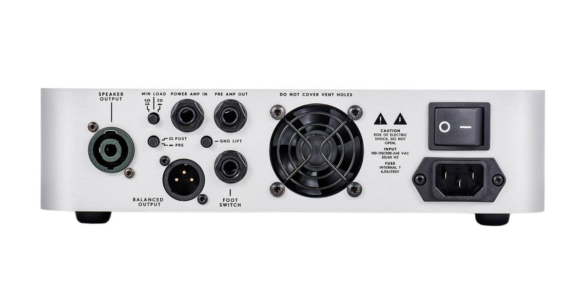 Darkglass Electronics Microtubes 900 Bass Amplifier