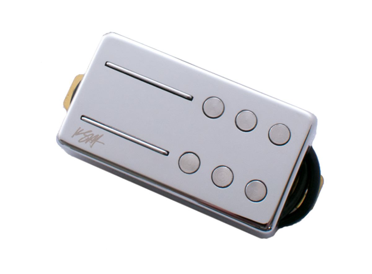 Railhammer Kyle Shutt Signature Neck Humcutter Humbucker chrome