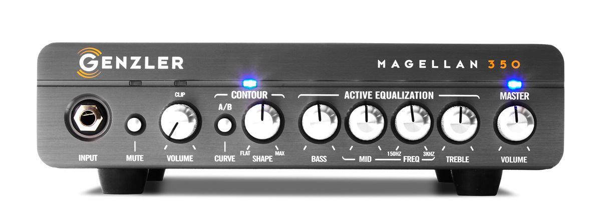 Genzler Amplification Magellan 350 Single Channel Bass Amp
