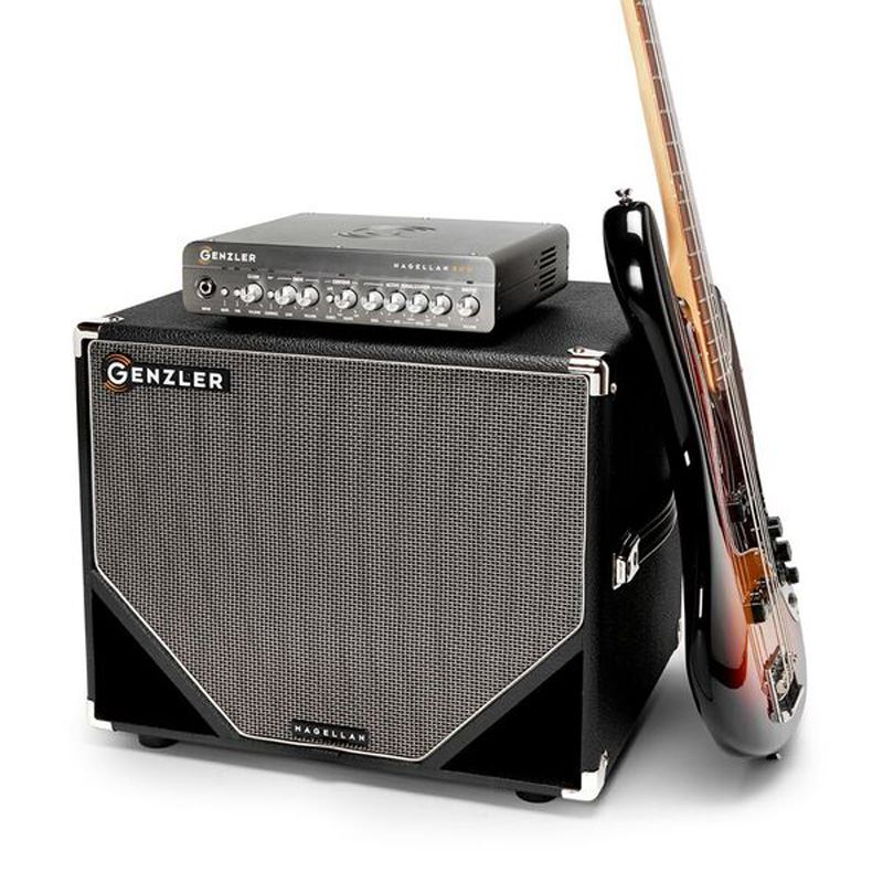 Genzler Amplification Magellan 800 Two-Channel Bass Amp