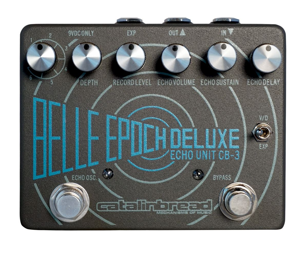 Catalinbread Belle Epoch Deluxe EP3 Tape Echo Delay