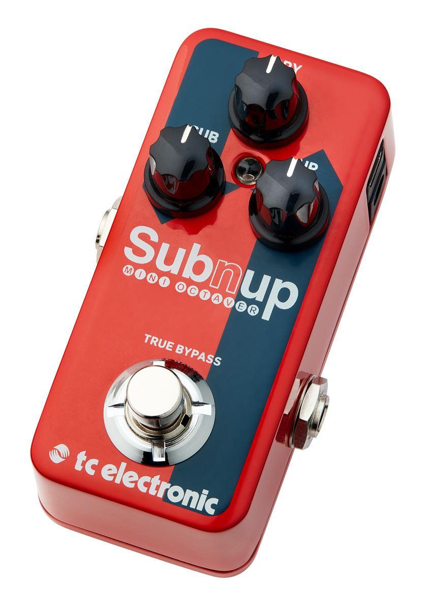 TC Electronic Sub 'N' Up Mini Octave pedal