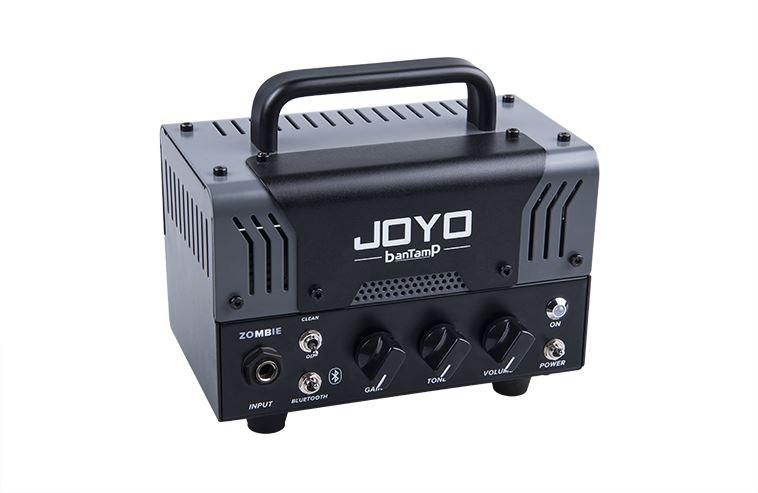 Joyo Zombie Bantamp 20w Mini Guitar Amp Head (high gain) w/ bluetooth