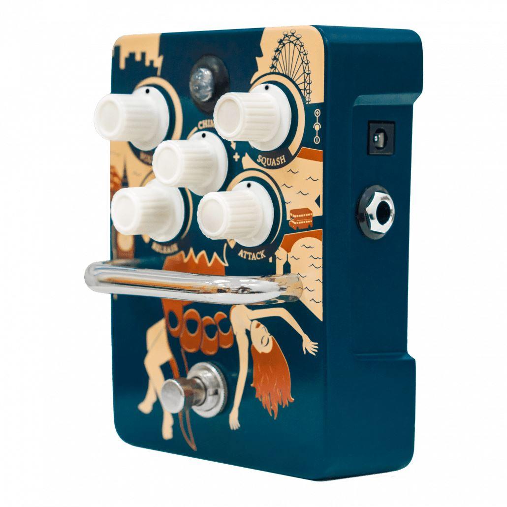 Orange Amps Kongpressor Analog Compressor pedal