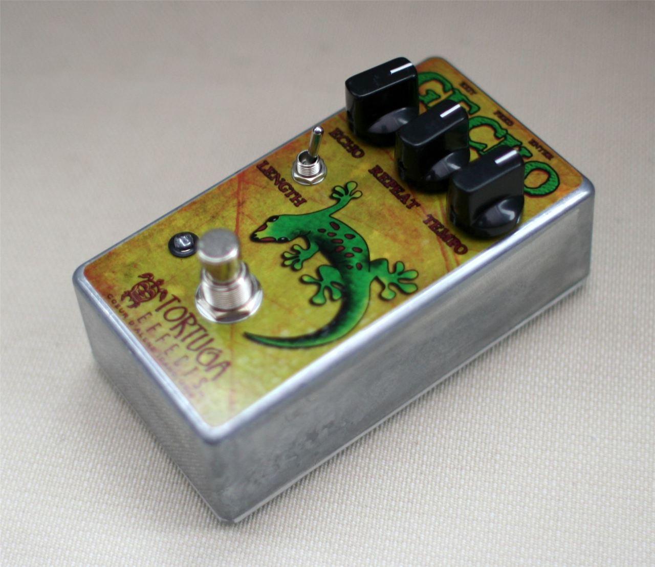 Tortuga Effects Gecko Echo / Delay pedal
