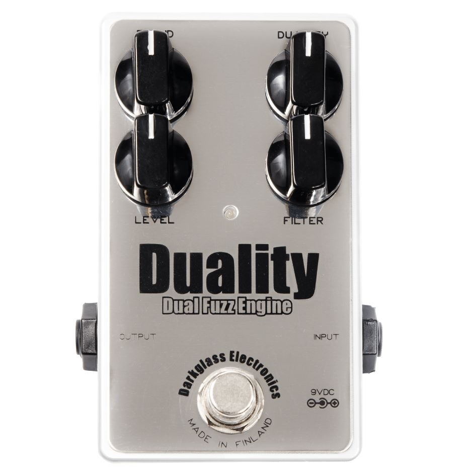Darkglass Electronics Duality Dual Fuzz pedal