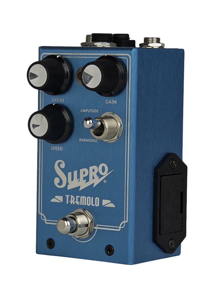 Supro USA 1310 Tremolo pedal