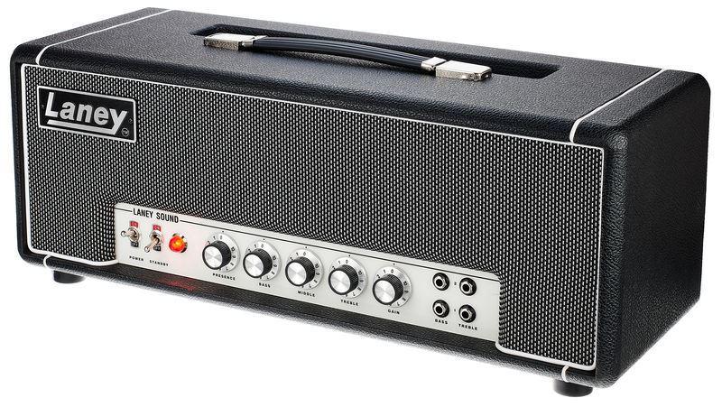 Laney Black Country Customs 30W Tube Guitar Amp Head
