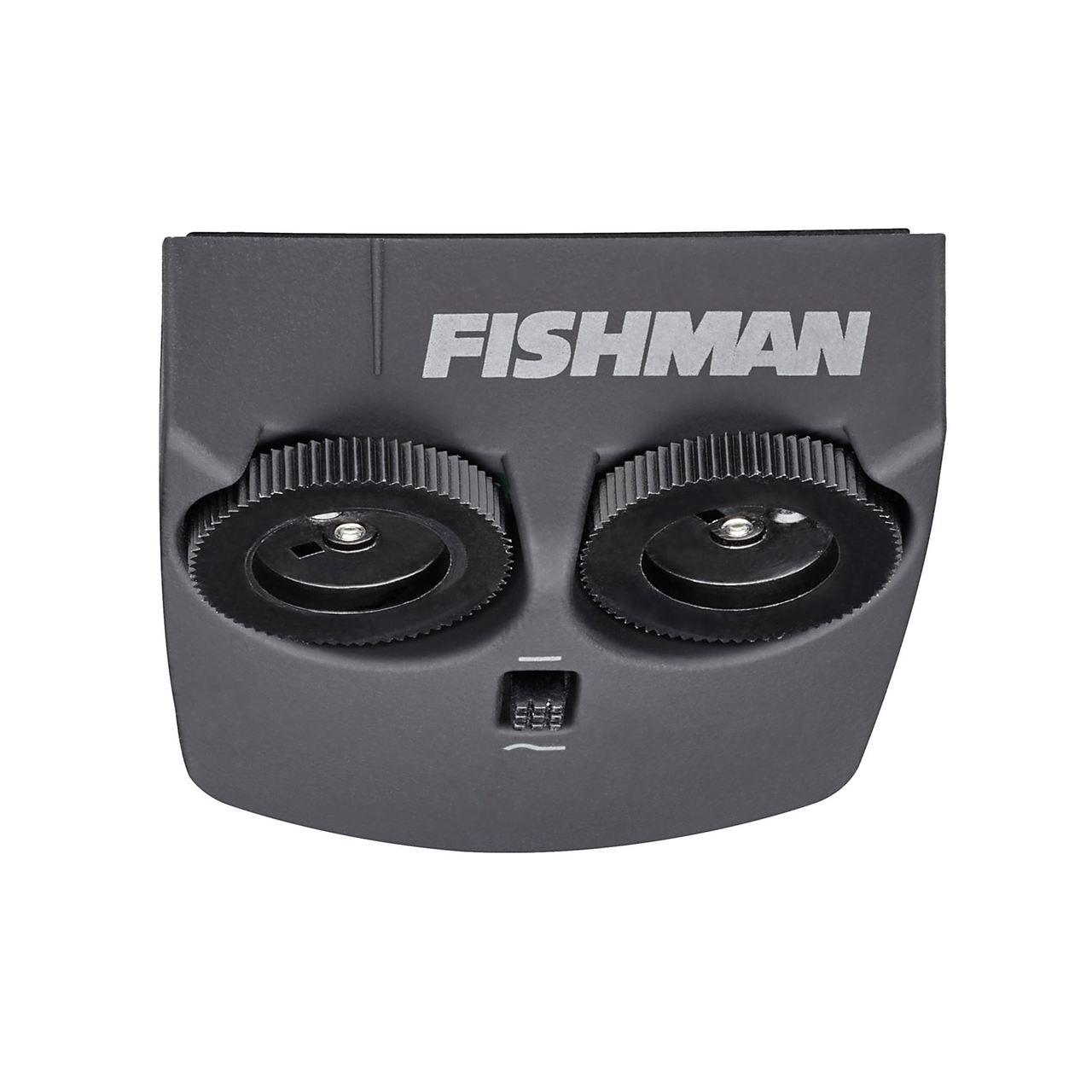 Fishman Matrix Infinity VT Narrow Format Acoustic Guitar Undersaddle Pickup & Preamp System