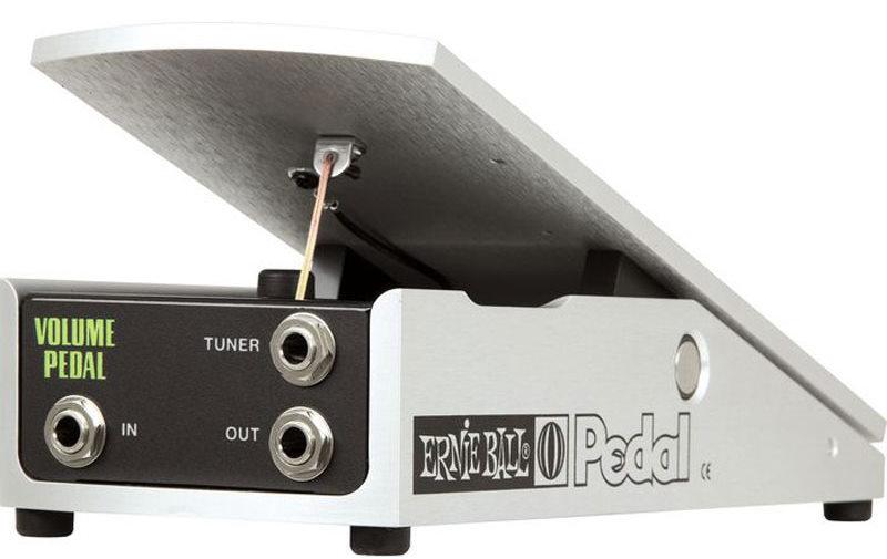 Ernie Ball 6166 250K Mono Volume Pedal - Passive - B Stock
