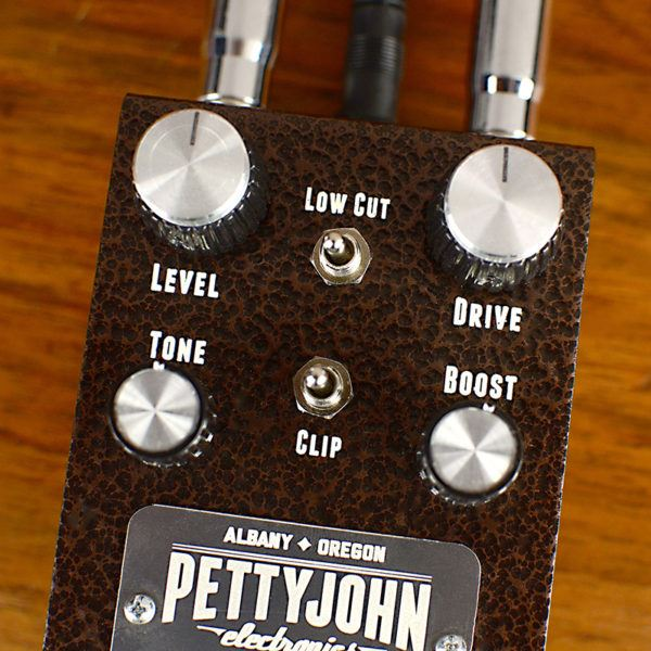 Pettyjohn Electronics Foundry Series Chime Overdrive pedal