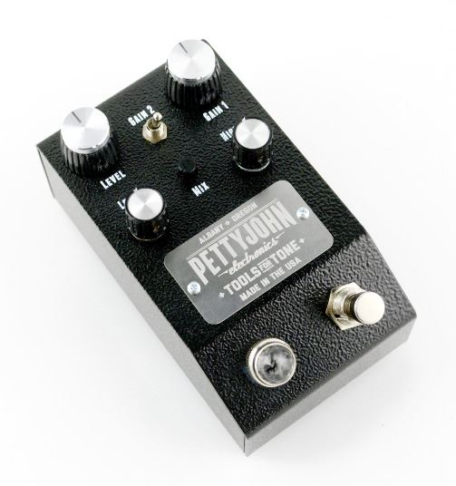 Pettyjohn Electronics Foundry Series Fuze Distortion / Fuzz pedal