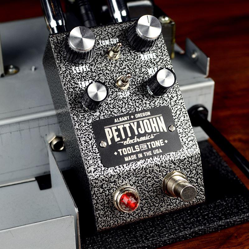 Pettyjohn Electronics Foundry Series Iron Overdrive pedal