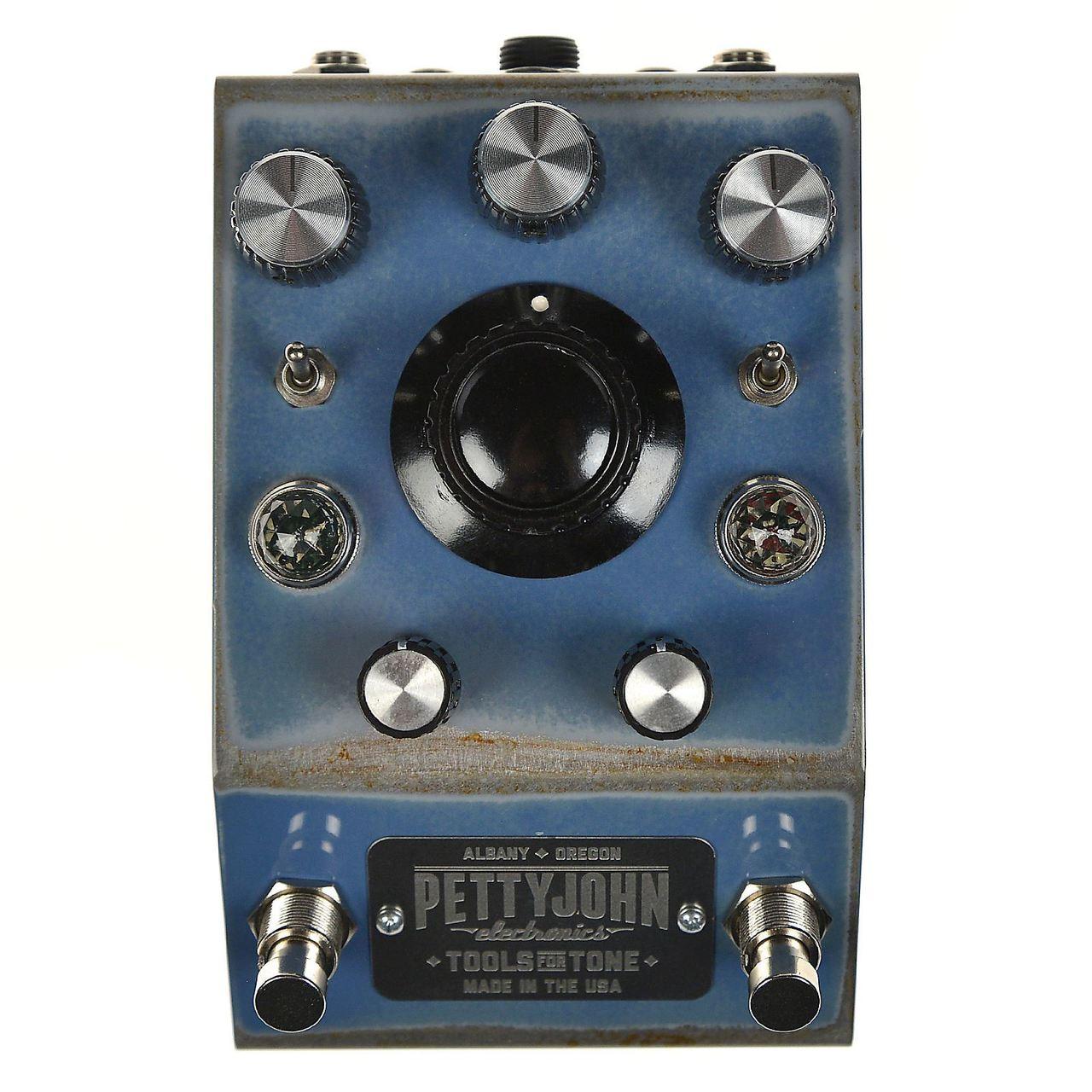 Pettyjohn Electronics Signature Collection PreDrive Studio Preamp pedal