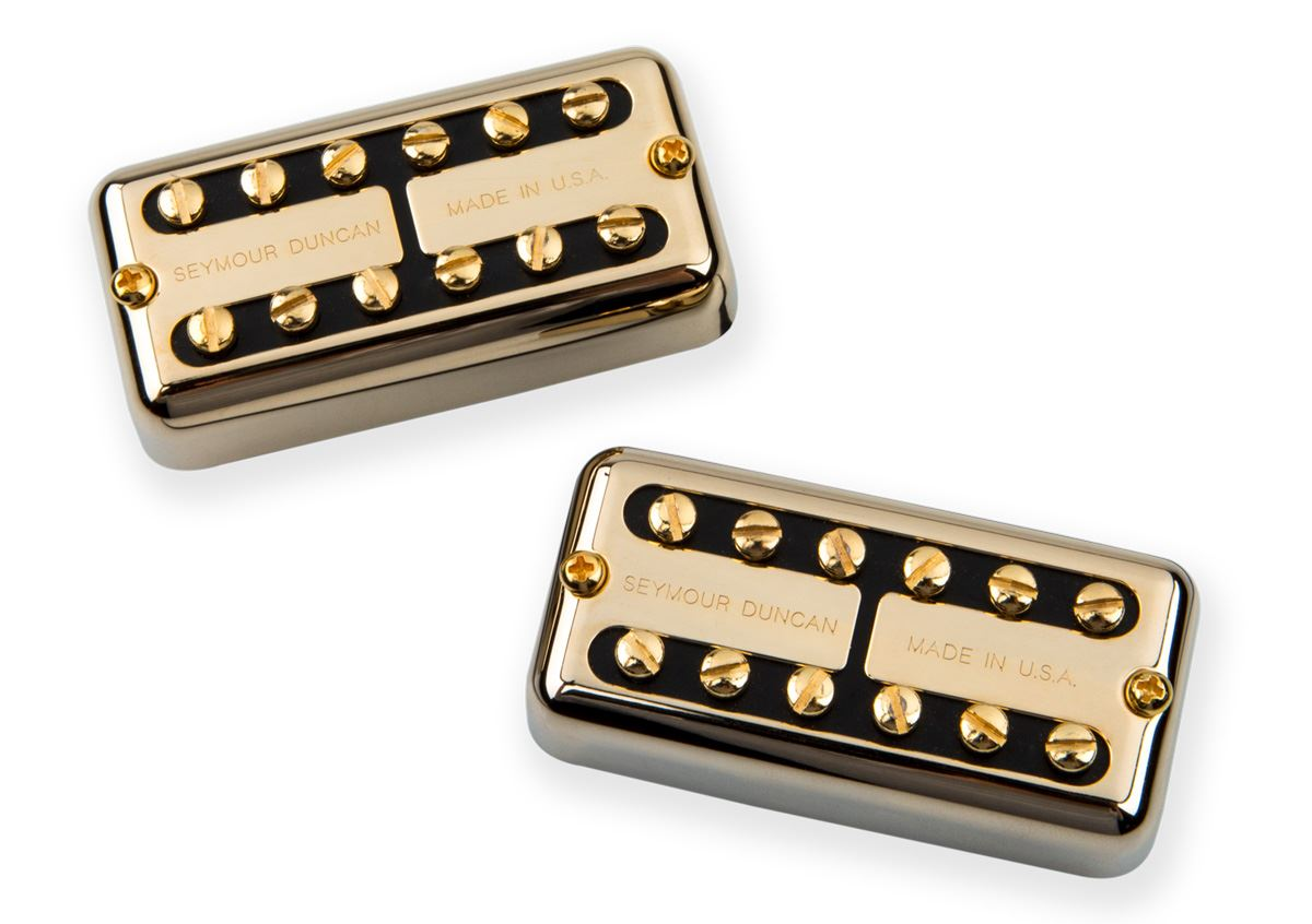 Seymour Duncan Psyclone Hot Filter'Tron pickup set - gold