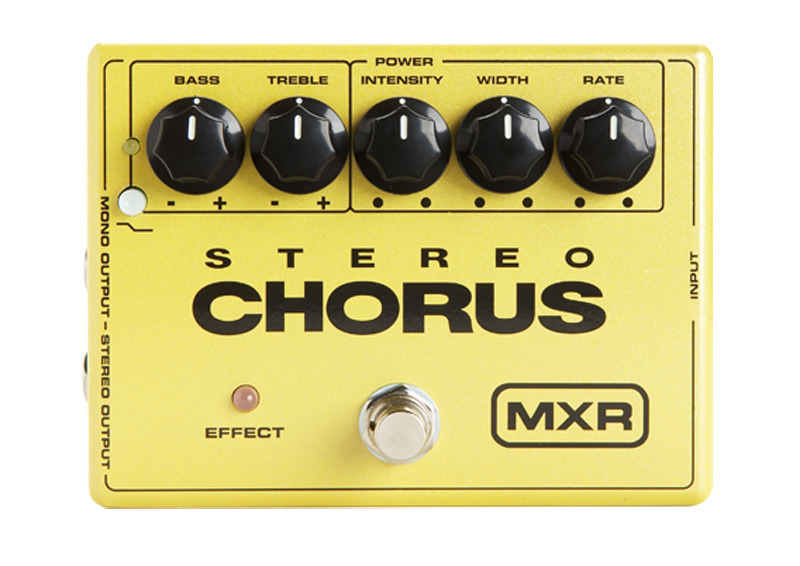 MXR M-134 Stereo Chorus Re-Issue