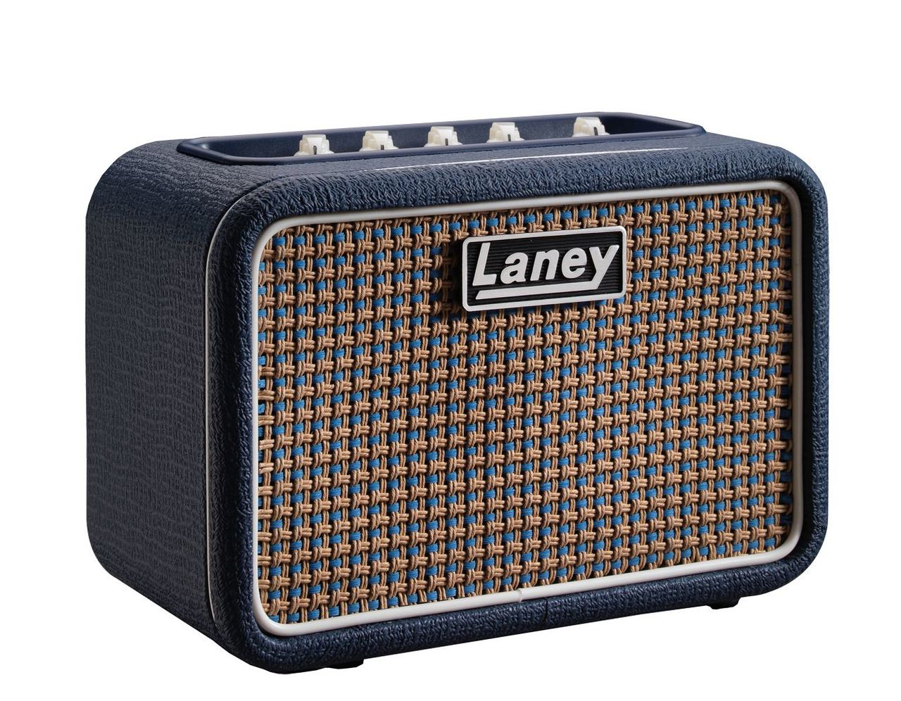 Laney Mini Lion 2 Channel Stereo Amp w/ Smartphone Insert Technology