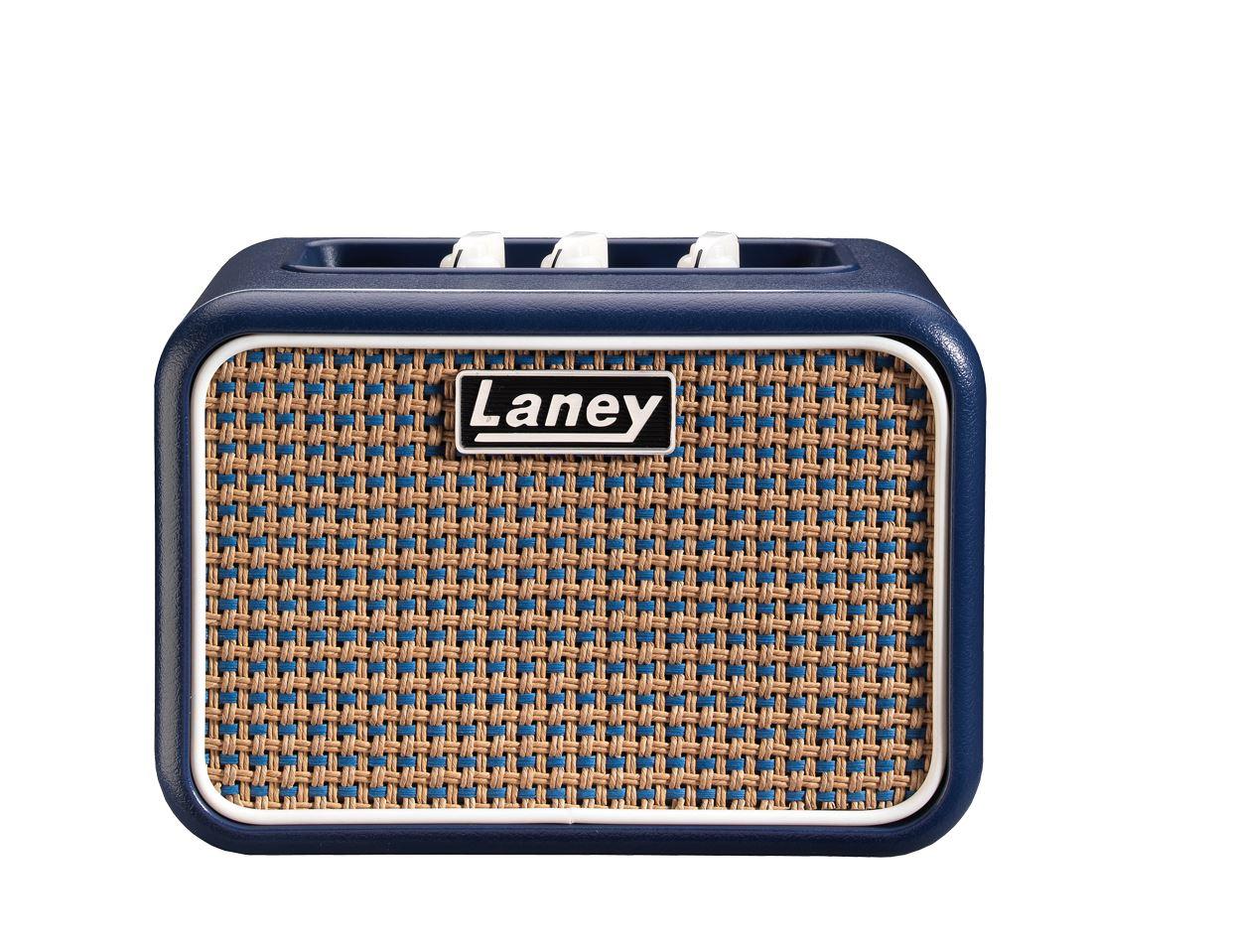 Laney Mini Lion 2 Channel Amp w/ Smartphone Insert Technology
