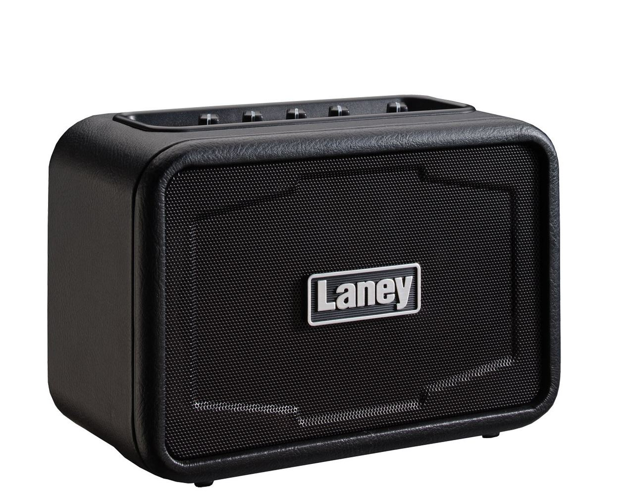 Laney Mini Iron 2 Channel Stereo Amp w/ Smartphone Insert Technology