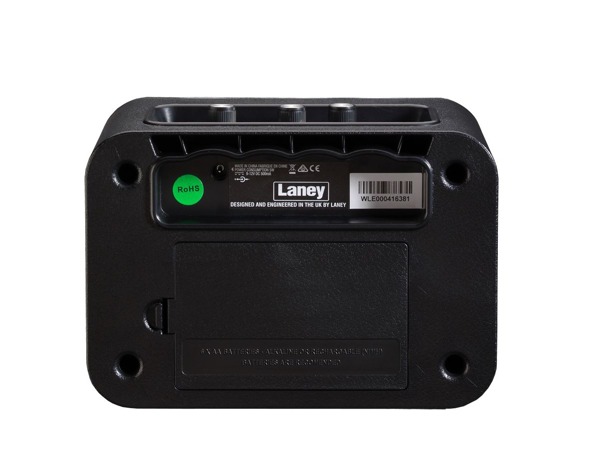 Laney Mini SuperG 2 Channel Mini Amp w/ Smarphone Insert Technology