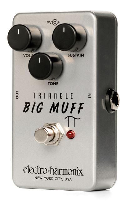 Electro-Harmonix Triangle Big Muff Pi Fuzz pedal