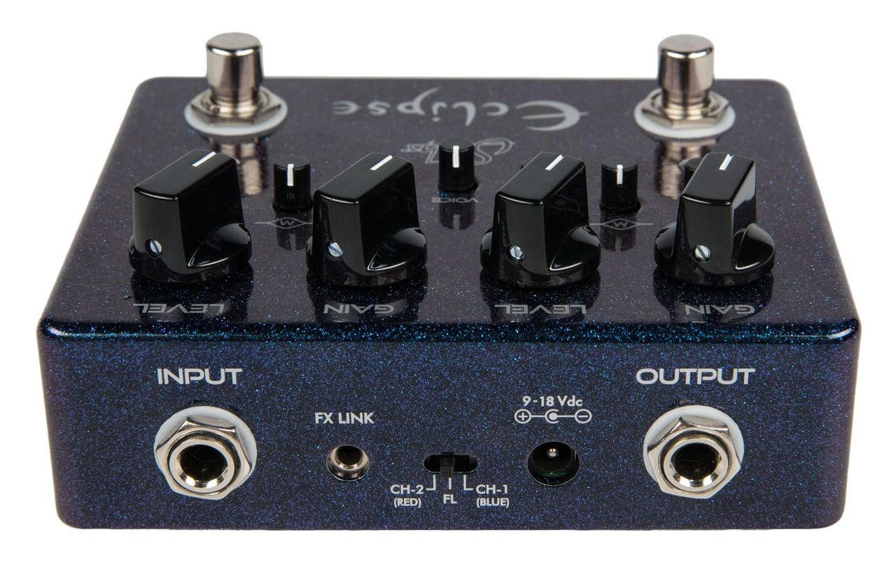 Suhr Galactic Eclipse Dual Channel Overdrive / Distortion - limited edition