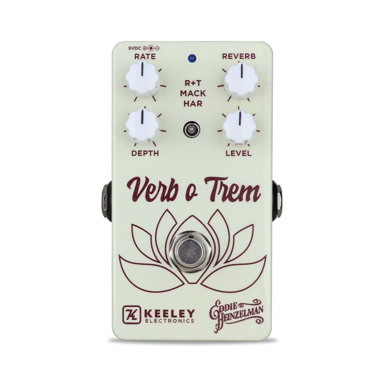 Keeley Electronics EH Verb O Trem Reverb & Tremolo pedal