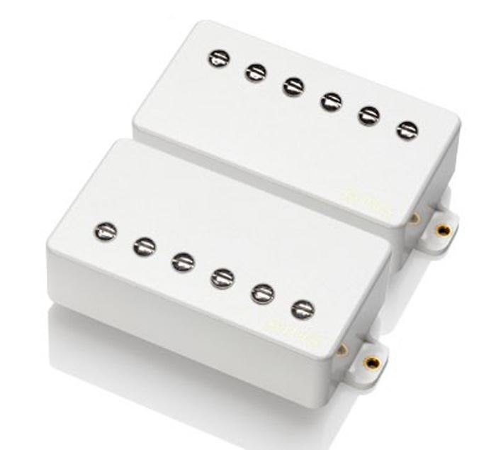 EMG Revelation Signature Passive Alnico 2 Humbucker set - white