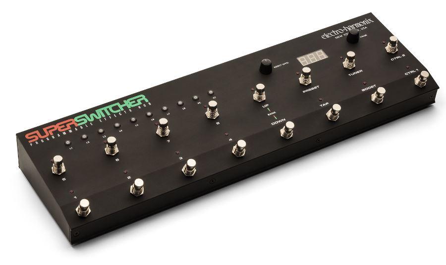 Electro-Harmonix Super Switcher Programmable Effects Hub