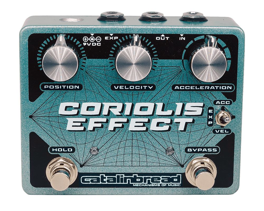 Catalinbread Coriolis Effect Filter / Shifter / Sustainer pedal