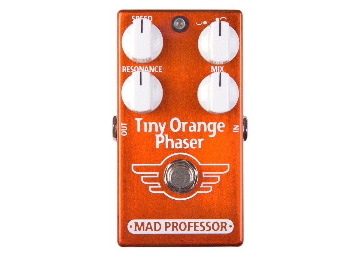 Mad Professor Tiny Orange Phaser pedal