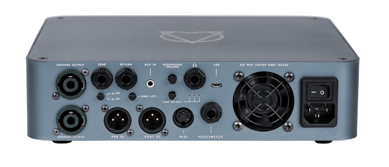 Darkglass Electronics Alpha Omega 900 Bass Head