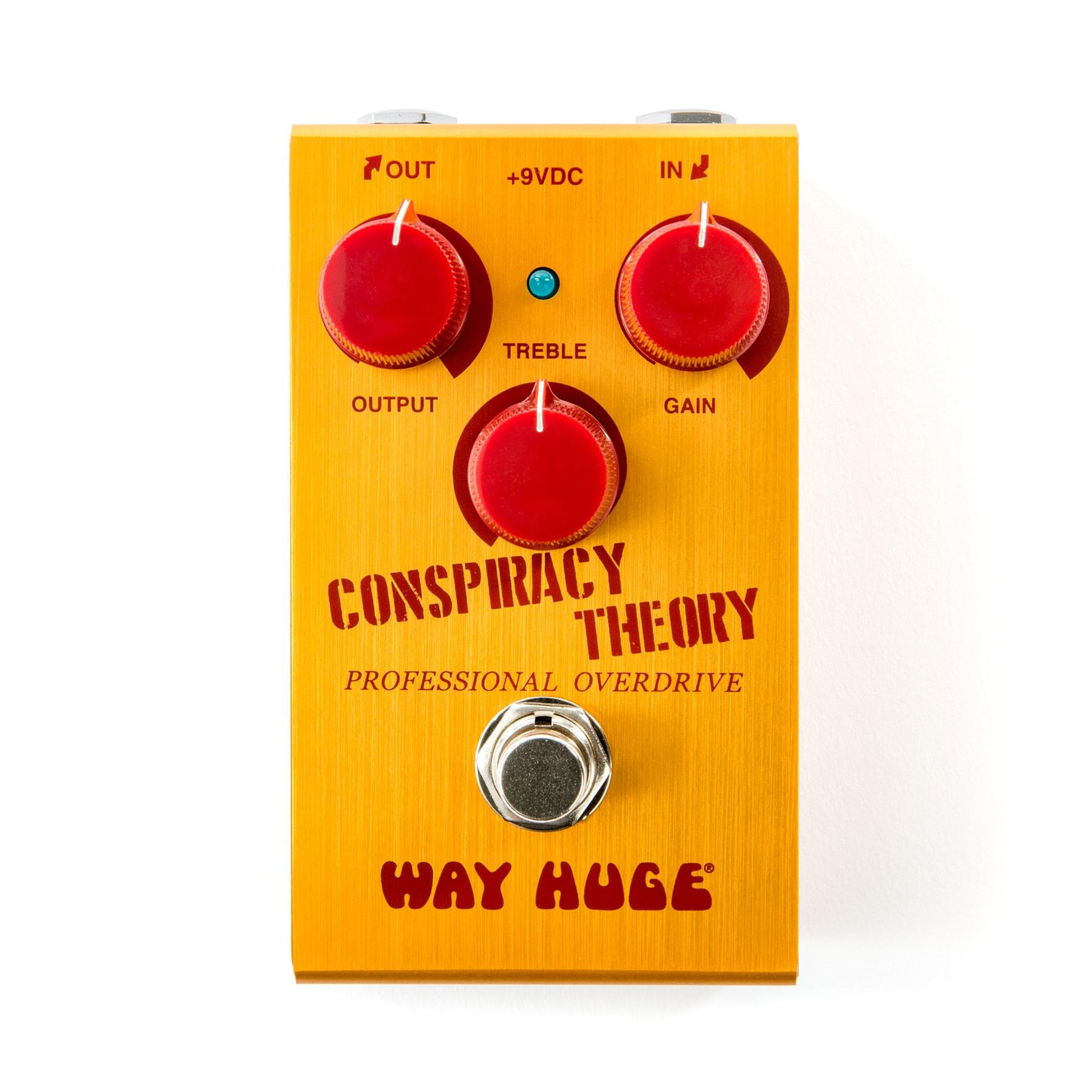 Way Huge Smalls WM20 Conspiracy Theory Professional overdrive pedal