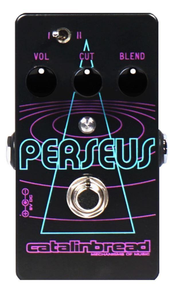 Catalinbread Perseus Sub-Octave Fuzz pedal - open box