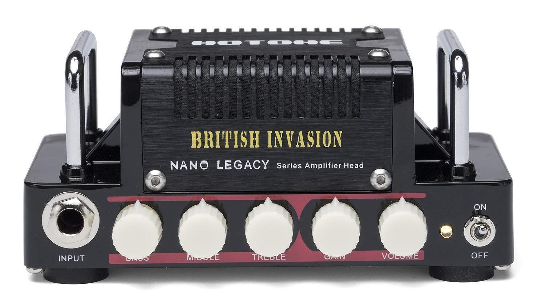 Hotone Nano Legacy British Invasion 5w Class AB Mini Guitar Amp