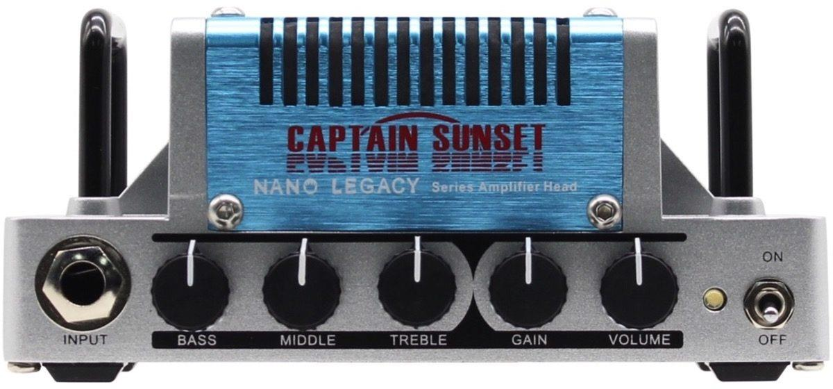 Hotone Nano Legacy Captain Sunset 5w Class AB Mini Guitar Amp