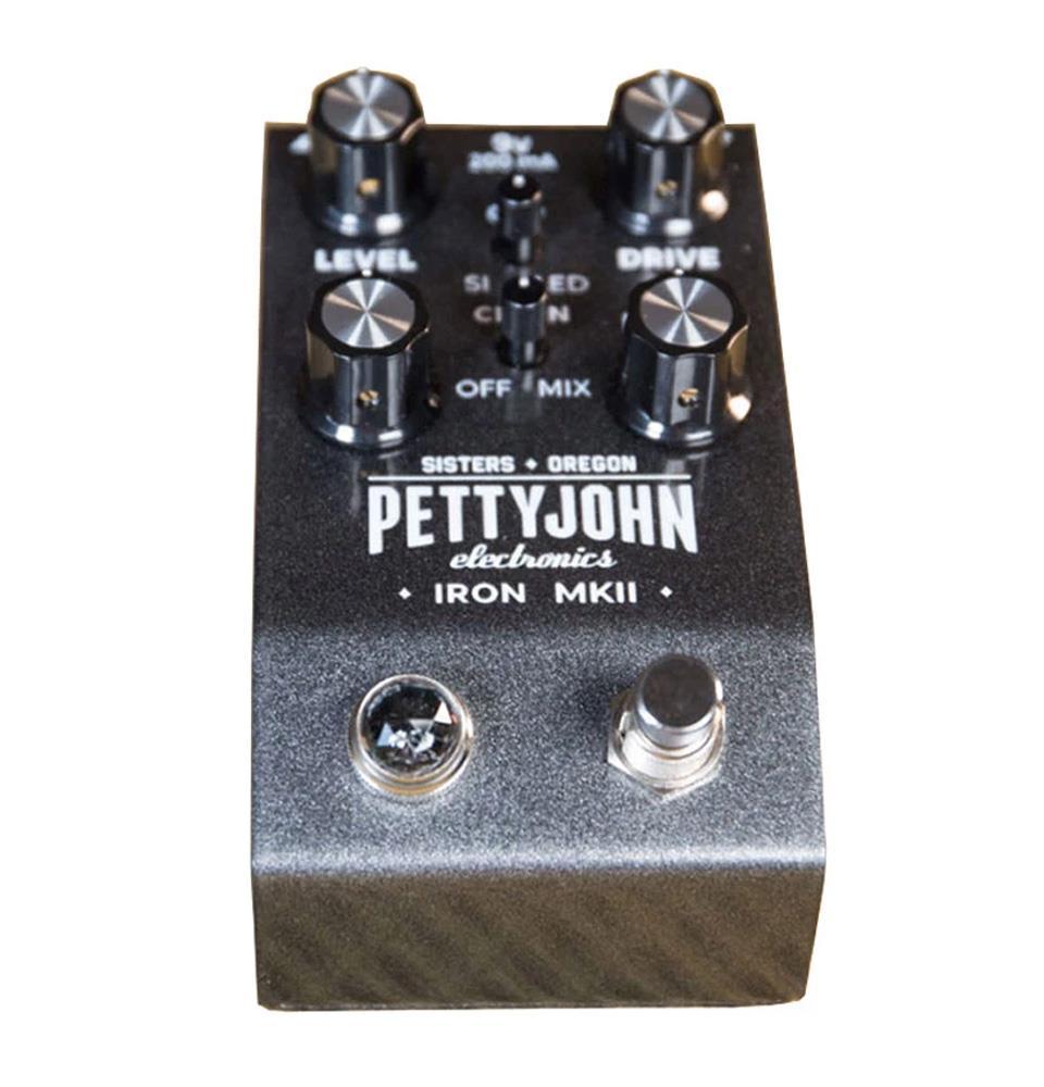 Pettyjohn Electronics Iron MKII Overdrive pedal