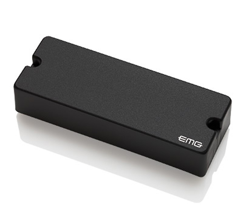 EMG 40DC Active Dual Coil 5-String Bass Pickup (ceramic) - black - open box